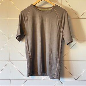 Smartwool Merino Wool Base Layer T Shirt